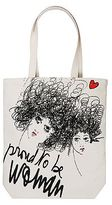 Proud to be Woman Tote Bag