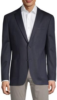 HUGO BOSS Brick Lane Classic Notch Lapel Sportcoat