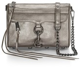 Rebecca Minkoff Best Seller Metallic Mini M.A.C. Crossbody Bag
