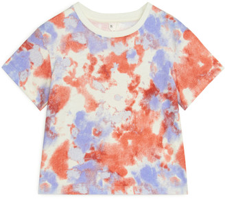 Arket Printed Organic Cotton T-Shirt