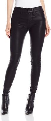 Yummie Women's Modern Slimming Super Skinny Moto Jeans