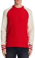 Rag & Bone Liam Color Block Crewneck Sweater