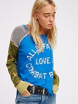 We The Free Combat Tee by at Free People
