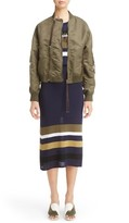 Kenzo Women's Nylon Bomber Jacket