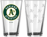 MLB Boelter Brands 2 Pk Pint Glass Set - 16 oz