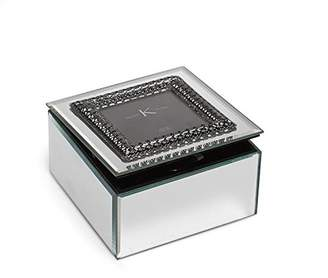 American Atelier 1182183 Picture Frame Mirror Jewelry Box