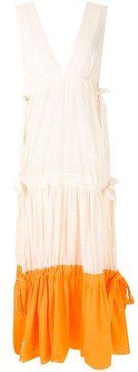 Clube Bossa Bourgen maxi dress