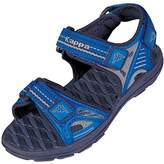 Kappa Unisex Kids' Float Teens Open Toe Sandals,4 UK
