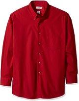 Van Heusen Men'S Easy Care Silky Poplin Dress Shirt (3X)