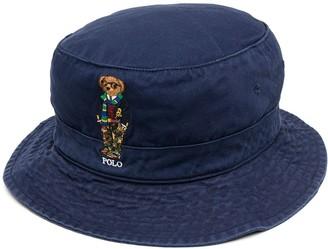 Polo Ralph Lauren Polo Bear bucket hat