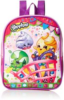 Shopkins Girls' 10 Inch Mini Backpack with Coin Purse