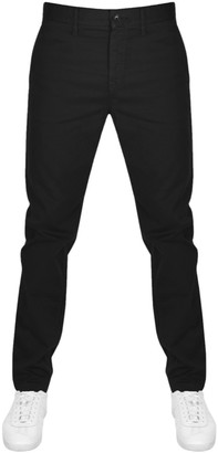 Boss Casual BOSS Taber Tapered Fit Jeans Black