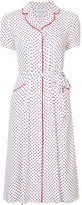 HVN Maria Polkadot Dress