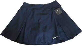 Nike Black Synthetic Skirts