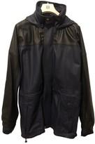 Loewe Navy Leather Jackets