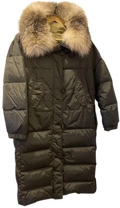 Max Mara 's Khaki Coat for Women