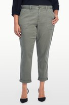 NYDJ Reese Relaxed Chino In Plus