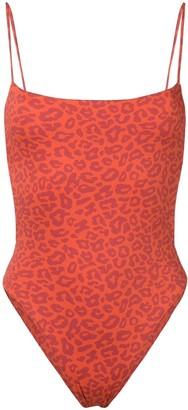 Sian Swimwear Leopard Print Swimsuit