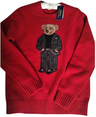 Polo Ralph Lauren Red Other Knitwear & Sweatshirts