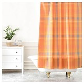 DENY Designs Shower Curtain - Allyson Johnson Fall Time Plaid