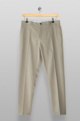 Topman SELECTED HOMME Cream Crocodile Trousers