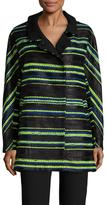 Milly Eldridge Wool Tweed Coat
