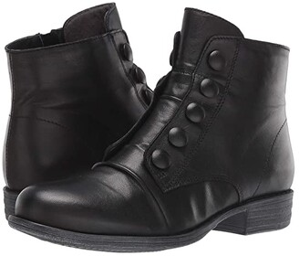 Miz Mooz Louise (Black) Women's Boots