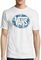Vans Mafloral Logo Short-Sleeve T-Shirt