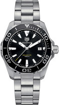 Tag Heuer WAY111ABA0928 aquaracer stainless steel watch