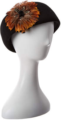 Giovannio Flower Wool Hat