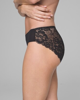 Soma Intimates Lace Back Hipster