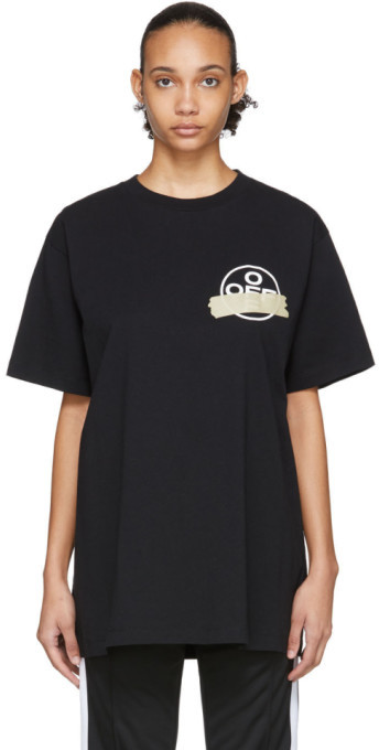Off-White Black Tape Arrows T-Shirt