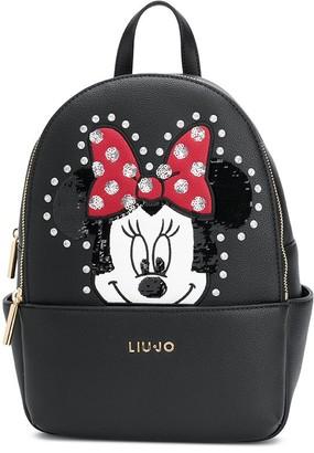 Liu Jo Minnie Mouse backpack