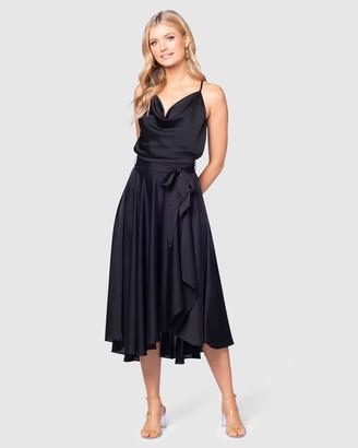 Pilgrim Erin Midi Dress
