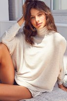 Out From Under Norma Slouchy Turtleneck Tunic Top