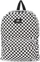 Vans chess print backpack