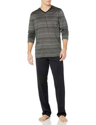 Hanro Men's Darian Long Sleeve Pajama Set