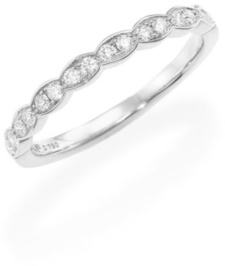 Hearts On Fire Lorelei Diamond & 18K White Gold Ring
