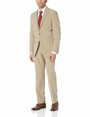"""Dockers Stretch 32"""" Finished Bottom Suit"""