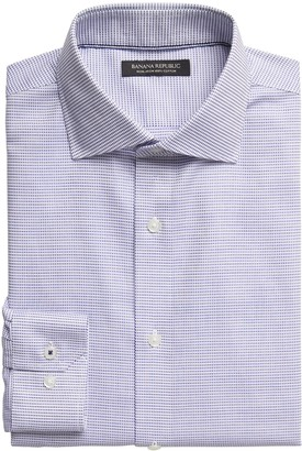 Banana Republic Standard-Fit Non-Iron Dress Shirt with Cutaway Collar