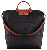 Longchamp Le Pliage Expandable Monogram Travel Bag
