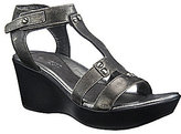 Naot Footwear Flirt T-Strap Platform Wedge Sandals