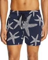 Vilebrequin Moorise Glow-in-the-Dark Starfish Swim Trunks