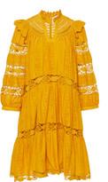 Sea Lea Cotton Mini Dress