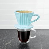 Crate & Barrel Chantal © Aqua Pour-Over Filter