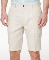 INC International Concepts Men's Smith Linen-Blend Shorts