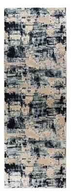 "Blue Area Williston Forge Samira Cream Rug Williston Forge Rug Size: Rectangle 1'10"" x 2'11"""