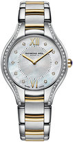 Raymond Weil Ladies' Two Colour Diamond Bracelet Watch