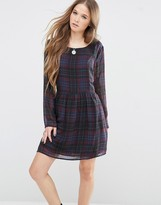 Pepe Jeans Bloom Check Dress
