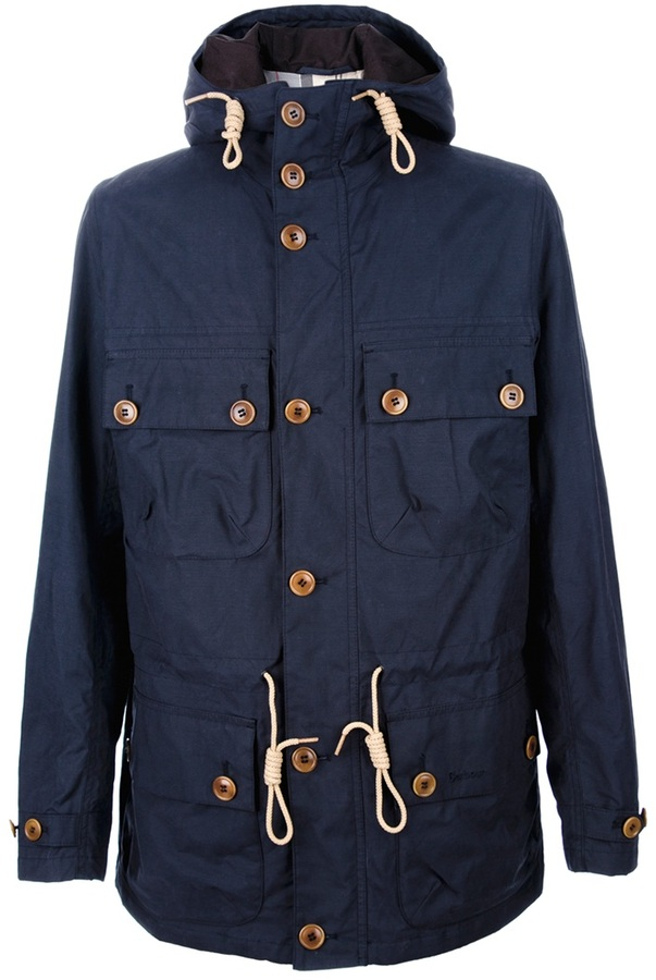 Barbour 'Whitby' jacket